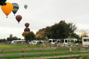 Balloons over Martinborough TOP 10 Holiday Park