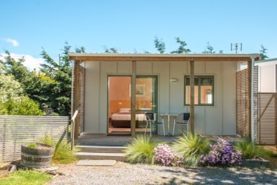 Studio Motel Room in Martinborough