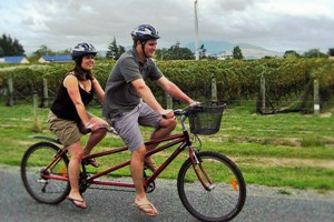 Tandem Hire Martinborough