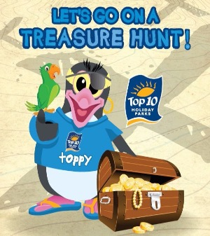 Toppy's Treasure Hunt