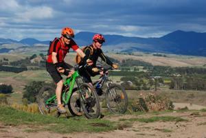 Martinborough Skyline Challenge Family Friendly Mountain Biking Event